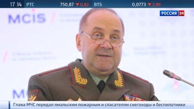 Новости на Россия 24 • Скоропостижно скончался начальник ГРУ Игорь Сергун