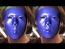 Supervision by Registration метод детекции лицевых лендмарок без учителя