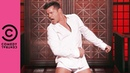Ricky Martin Performs Bob Seger's Old Time Rock And Roll | Lip Sync Battle