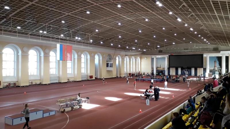 60м юноши 05-06 г.р. - финал (22.04.18г)