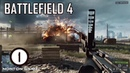 Nonton Game Perang Seru Abis!. BATTLEFIELD 4 Gameplay PC. PART 1
