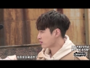 180828 EXO's Lay @ iQIYI The Golden Eyes Interview