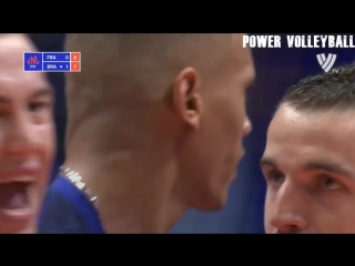 TOP 20 Monster 3rd Meter Spike. Volleyball Nations League 2018 (HD)