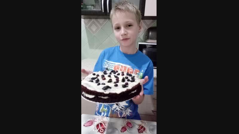 Самый быстрый торт Бисквит в микроволновке за 8 минут!
