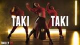 DJ Snake - Taki Taki ft. Selena Gomez, Cardi B, Ozuna - Dance Choreography by Jojo Gomez  #TMillyTV