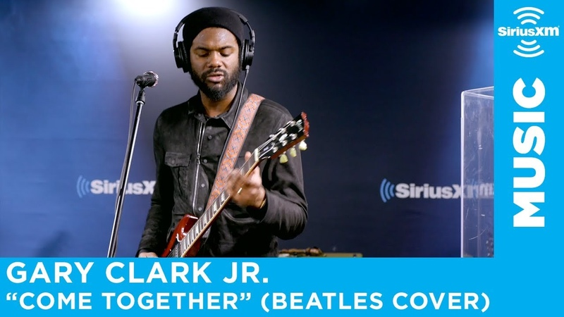Gary Clark Jr. - Come Together (Beatles Cover) [Live @ SiriusXM]