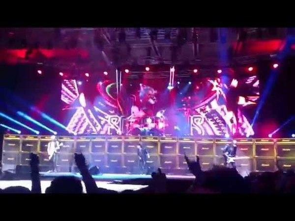 Scorpions — 70's medley (Новосибирск, 14.05.2015)