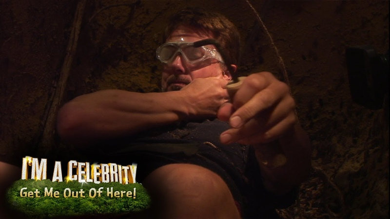 Rotten Retrieval Puts the Fear Into Fleur and John | Im A Celebrity... Get Me Out Of Here!
