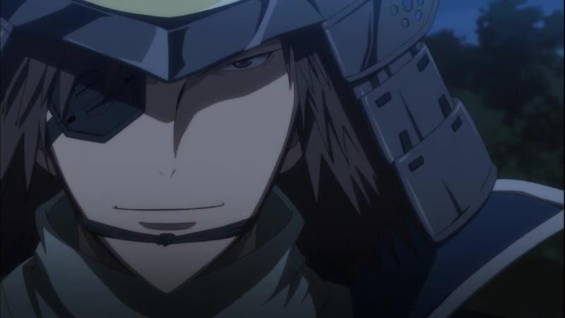 Sengoku Basara l Эпоха Смут — 10 серия 2 сезон [FassaD]