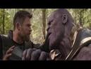 Мстители Война бесконечности 2018 - Запоминающиеся моменты HD