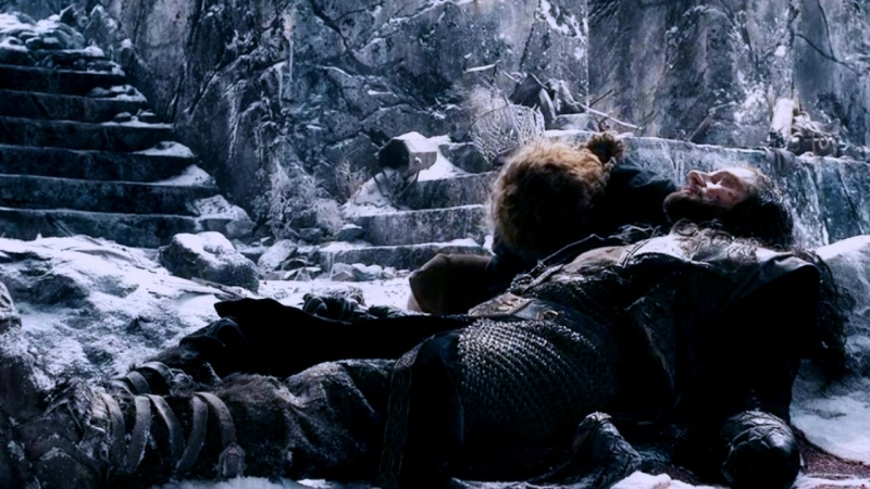 [Hobbit] Thorin Bilbo - this house no longer feels like home