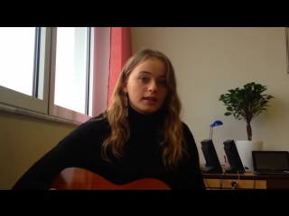 გერმანელი გოგო მღერის ქართულად...