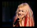 Christina aguilera-live-contigo en la distancia.avi