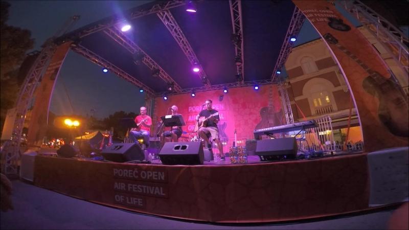 Porec, Croatia: Концерт Tri Kralja (Пореч, Хорватия)