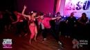Panagiotis Elena - Salsa social dancing   Croatian Summer Salsa Festival, Rovinj 2018