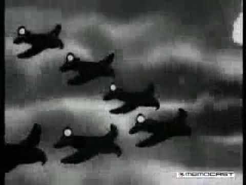 Стервятники, Союзмультфильм, 1941 год