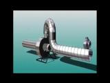 Центробежный и Канальный вентиляторы .Принцип работы