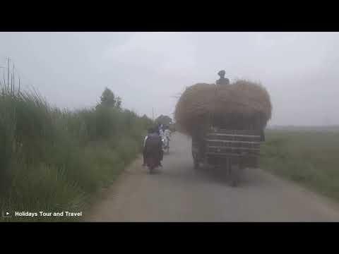 Bangladeshi rural area infrastructure development | Village area in Bangladesh