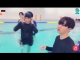 real pool party // got7