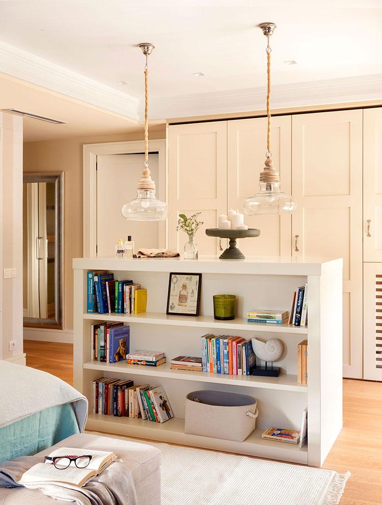 Для любителей книг: 10 интерьеров с домашними библиотеками