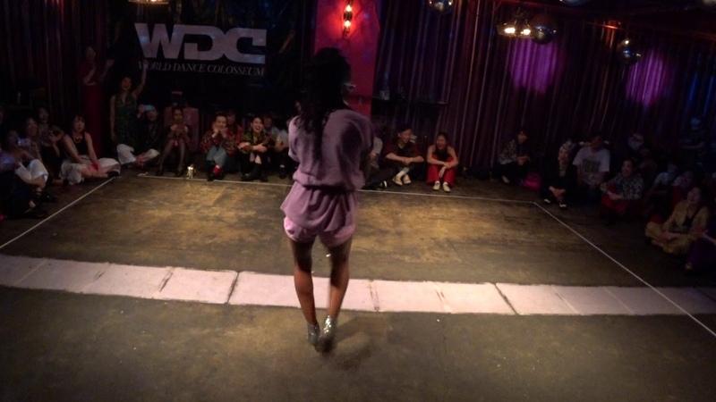 MADOKI Ma Dame Paris JUDGE DEMO WDC 2018 FINAL World Dance Colosseum