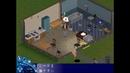 The Sims. Прохождение. 2 серия. Отдельная кухня.