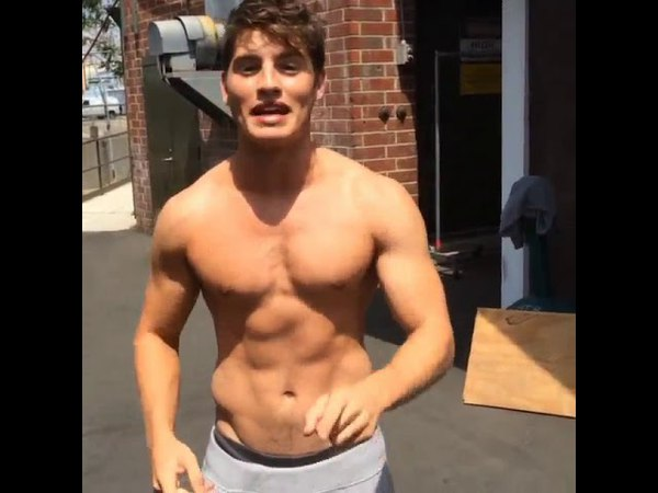 Gregg Sulkin oh my penis is half the size