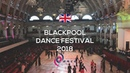Cocchi Zagoruychenko (USA) | Blackpool Dance Festival 2018 | WDC Professional Latin | R4 - Rumba
