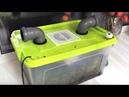 Электробезопасный (5 Вольт) увлажнитель воздуха из живого 🍀 мха. (Biofilter).