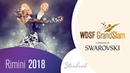 Madis Abel - Aleksandra Galkina, EST | 2018 GrandSlam STD Rimini | R2 SF