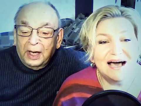 Караоке онлайн. Людмила Гурченко и Станислав Пожлаков - Шаг навстречу (b-track.com)