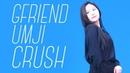 [4K] 180223 평창올림픽 헤드라이너쇼 사복 리허설 핑 (CRUSH) 여자친구 엄지 직캠 (GFRIEND UMJI 's Fancam) BY HEALING POTION