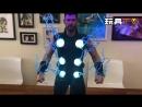 [ToysTv Ch] Hot Toys MMS474: Avengers Infinity War - Thor 1/6
