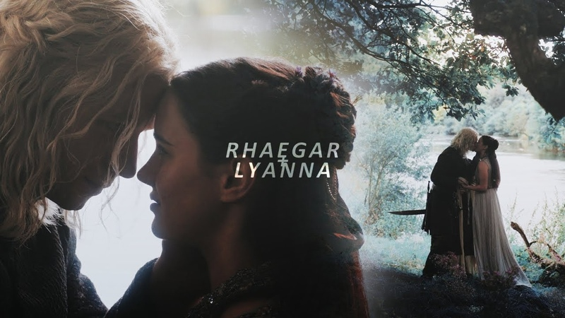 Rhaegar Lyanna || The Dragon And The Wolf