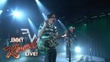 Weezer - High As A Kite (Jimmy Kimmel Live)