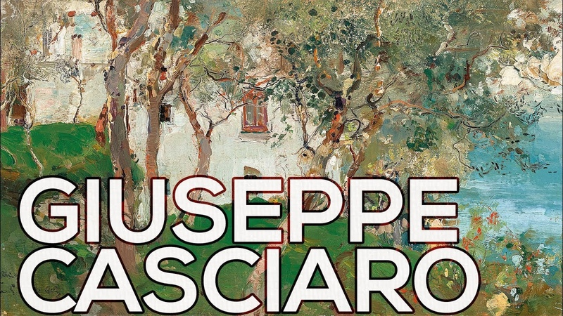Giuseppe Casciaro: A collection of 132 works (HD)