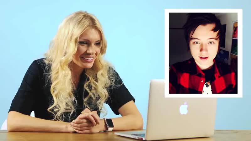 28 Русские Порно актрисы Kitana Lure, Ally Breelsen Кого из блогеров они хотят HD Секси Клип Эротика Новые Фильмы Сериалы Секс