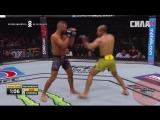 Жозе Альдо - Джереми Стивенс: лучшие моменты боя(от Sherly MMA)