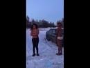 Голые темнокожие проститутки на улице в Люберцах