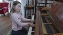 Alma Deutscher (8): Scarlatti: Sonata in F minor, March 2013