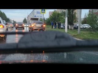 Сити Молл сбили пешехода