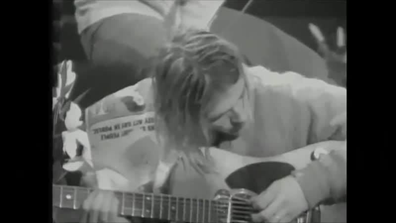 NIRVANA - Bare witness - Unplugged in new york