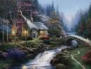 Удивительный мир Томаса Кинкейда