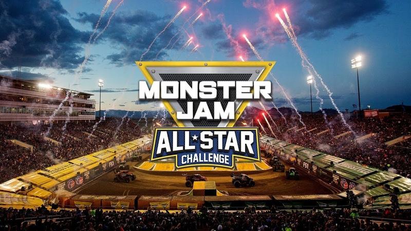 Monster Jam All Star Challenge Oct 11 12 2019 in Las Vegas
