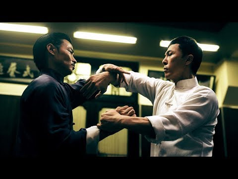 IP Man vs Cheung Tin chi - IP Man 3