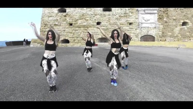 Reggaeton Lento ( Bailemos) -CNCO-choreo by Marils Dance World