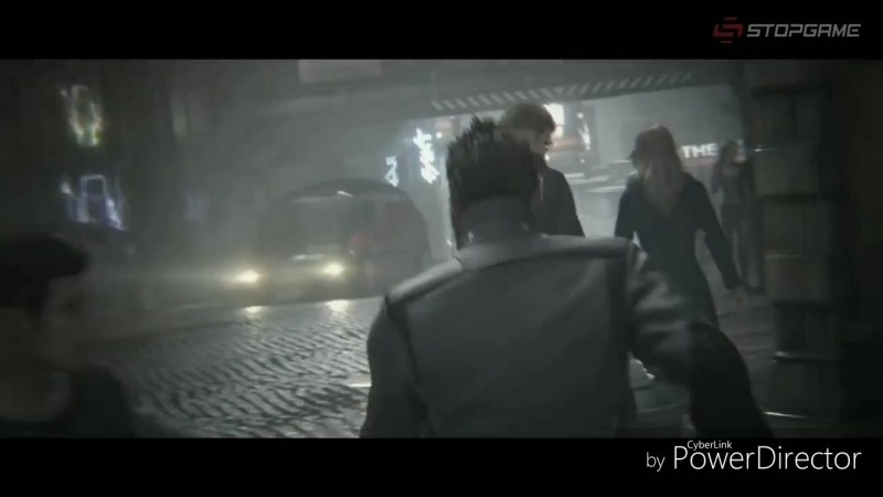 Легенда Киберпанка-Deus Ex
