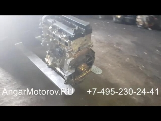 Двигатель Форд Мондео 4 2.3 Seba Sewa Отправлен со склада в Москве клиенту в Мурманск