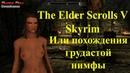 Прохождение Skyrim 001 - или похождения грудастой нимфы