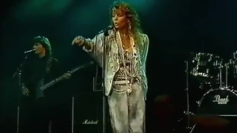 Sandra - (Ill Never Be) Maria Magdalena(Live@Count Down,TV Game Show, 1986, U.K)